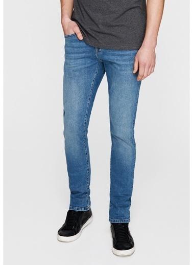 Mavi Mavi James 90's Comfort Denim Pantolon Renksiz